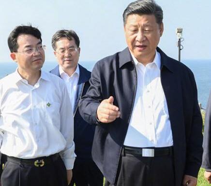 习近平山东考察强调发展海洋经济