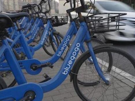 评论:小蓝车复活 共享单车免押金才是正途