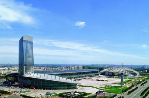 沈阳皇姑区体育会展中心