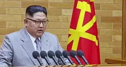朝鲜有意参加平昌冬奥 2018年金正恩都有啥小目标