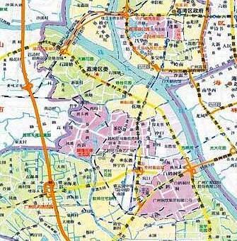 广州荔湾区建设国家重要中心城市核心功能区