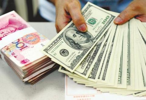 人民币持续拉升保驾外汇储备