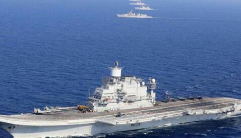 """印军上将放狠话:50战舰全天候""""盯死""""印度洋"""