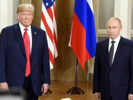 特朗普回避与通俄门检察官面谈 或影响中期选举结果