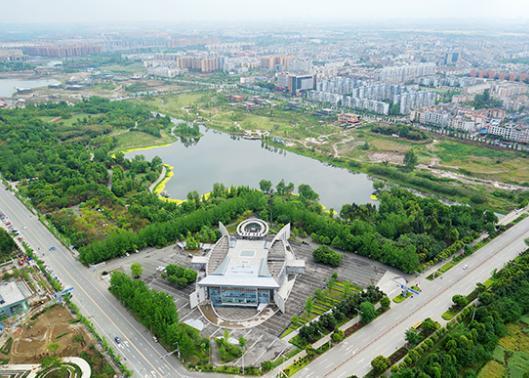 成都市双流区投资环境推介