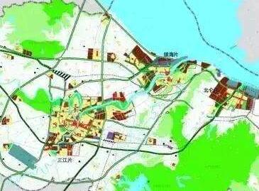 北京城市新总体规划中的河北机遇
