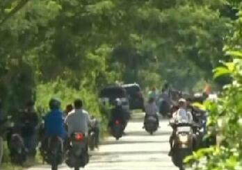 印尼巴厘海发生6.0级地震 震源深度20千米