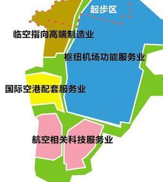 空港经济区_揭阳空港经济区规划图-潮汕机场助推地方腾飞