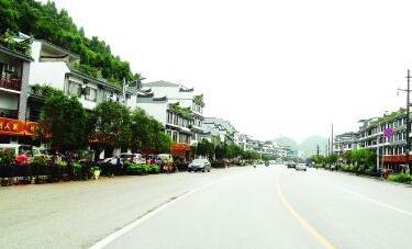 桂林打造新型城镇化示范乡镇走笔