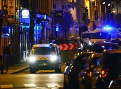 巴黎恐袭作案者为车臣裔法国人