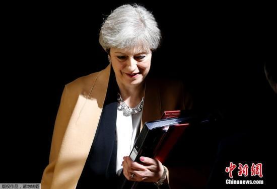 外媒:英国警方与情报部门挫败一起刺杀首相阴谋