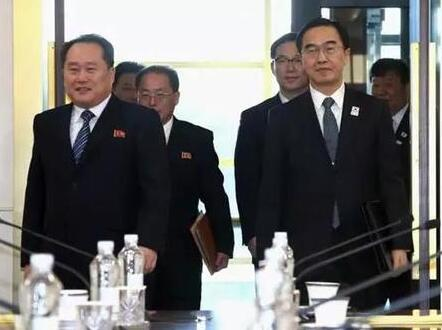 """朝韩重启对话 会谈之后双方还谈不谈""""统一""""了?"""