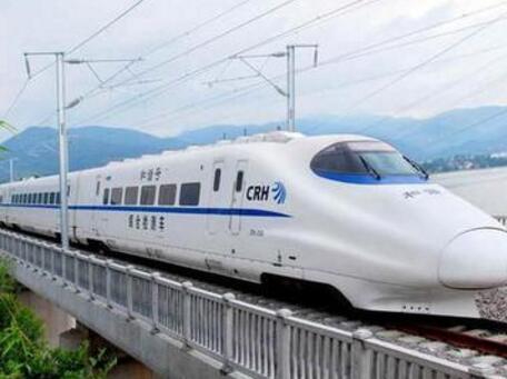 印度有望年底开建首条高铁 票价或为全球最低