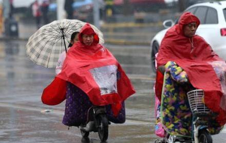 弱冷空气将影响北方多地降温 南方地区多阴雨天气
