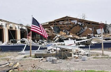 """美国多州遭遇飓风重创 拜登下令能源部""""抛储""""维持燃油供应"""