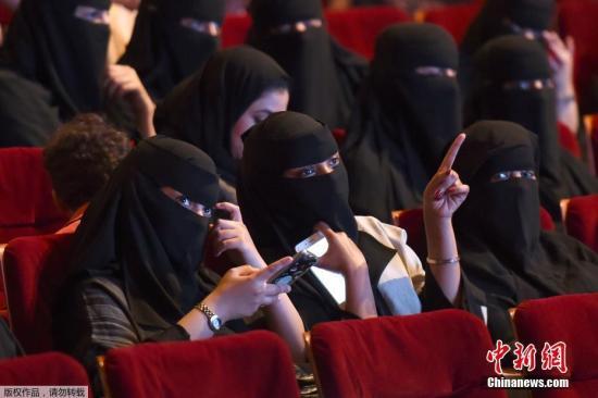 沙特解除35年禁令 明年起将重新开放电影院