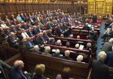 """议会要夺权?英国""""脱欧""""迎关键一周"""