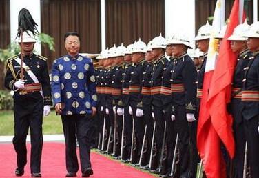 中国驻菲律宾大使:中菲情繁花似锦 齐共进再谱新篇
