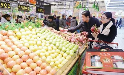 统计局发布50城市食品价格变动情况 16种食品价格下跌