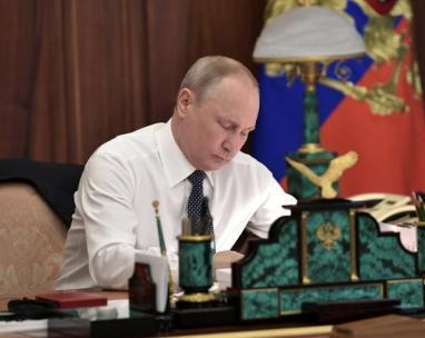 普京签署针对美国等国的反制裁法