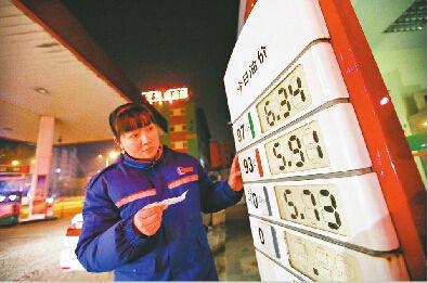 成品油消费负增长释放的信号