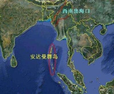 印度也重返亚太?印军强化马六甲附近军力藏玄机