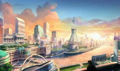 """""""千年之城""""的未来图景"""