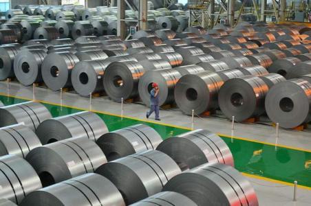 国内钢价跌幅扩大 进口铁矿石价格大跌