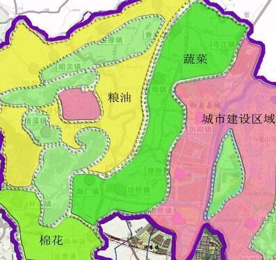 马鞍山市城市总体规划2017修订版获批
