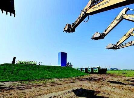 武汉53个项目集中开工 总投资达835亿元