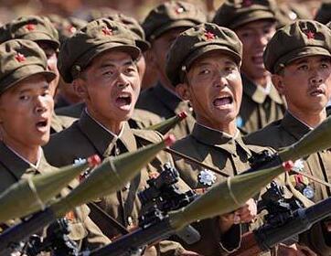朝鮮迎來國慶70周年:舉行盛大閱兵式和群眾游行