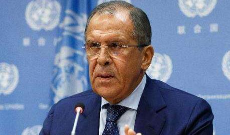 """俄外长说在叙伊德利卜省建立非军事区为""""临时措施"""""""