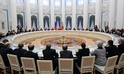 中越联合声明:推动经贸与货币金融等取得实质进展