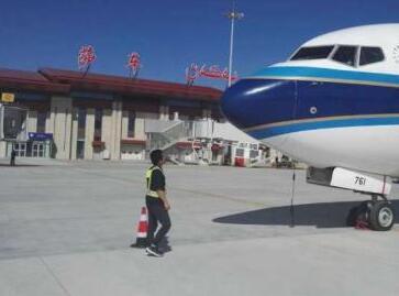 此次试飞任务由南航新疆分公司使用波音737-800型飞机