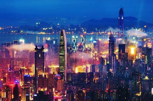 2017年中国城市竞争力排行榜发布