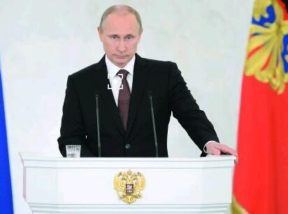 普京给俄舆论吃定心丸:超高支持率确保参选即当选