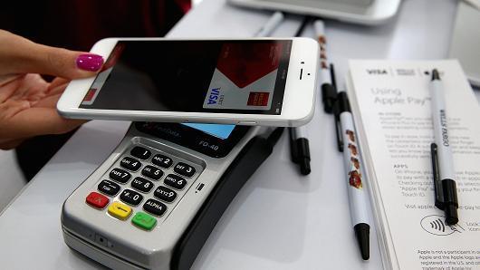 """中国移动支付规模全球首位 真正""""一部手机行天下"""""""