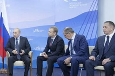 韩国总统文在寅抵莫斯科开始对俄罗斯进行国事访问