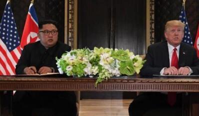 朝鲜外务省称美国应对朝方诚意努力予以积极回应