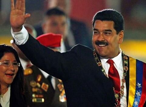 马杜罗连任委内瑞拉总统 下一个6年任务艰巨