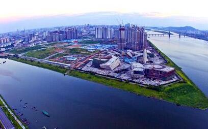 将长江经济带打造成有机融合的高效经济体