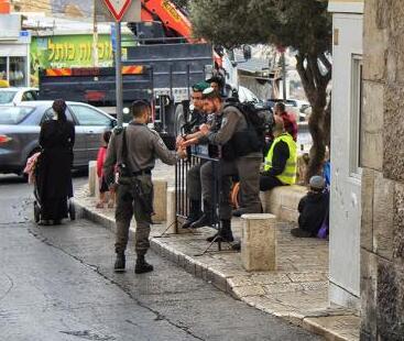 美驻以新使馆将开馆 以担忧巴爆发大游行增兵边界
