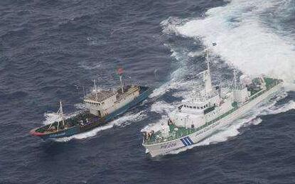 韩中渔船在济州海域相撞 中国渔船船长受轻伤