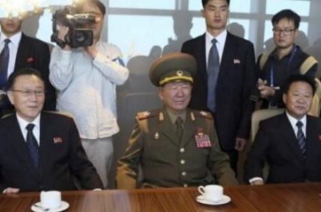 朝鲜高官:访韩代表团无意会见美方人士