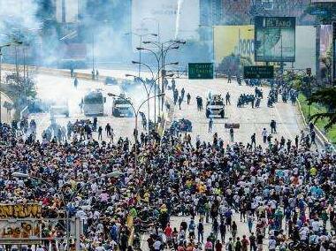 委内瑞拉选举委员会:大选将在4月22日举行