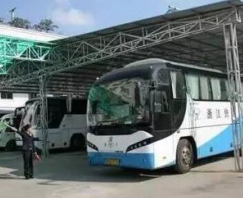 江西:省市际客运班线将全面实行实名制管理