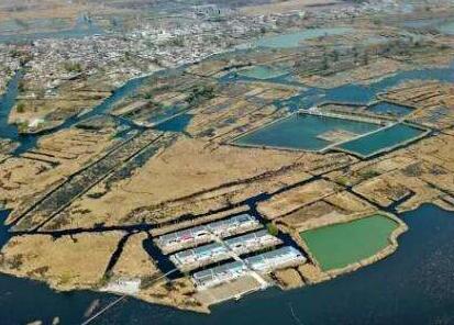 雄安国土空间格局:建设区按1万人/平方公里控制