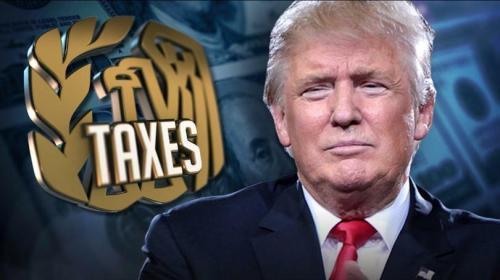 特朗普税改:一文看懂参众两院税改案的区别