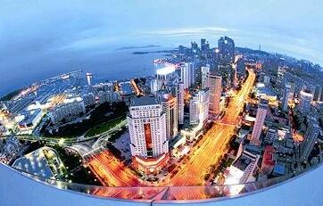 青岛国际城市能级不断跃升