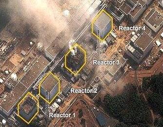 东电将再投入摄像头 调查福岛核电站内部情况